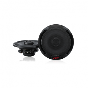 "Alpine SPR-60 Type-R 6-1/2"" Coaxial 2-Way Speakers"