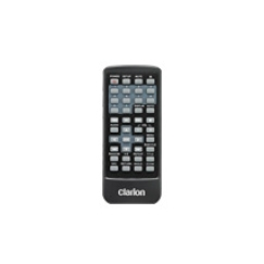 """Clarion VTM1 10.2"""" Wide Screen LCD Overhead Colour Monitor with DVD Player"""