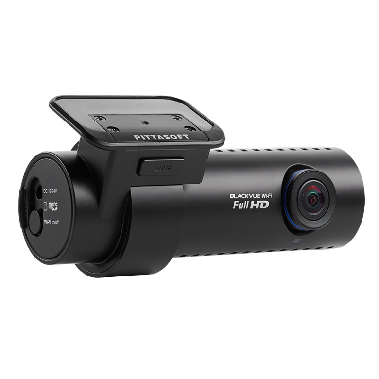 BlackVue DR650S-1CH Single Channel Cloud Dashcam