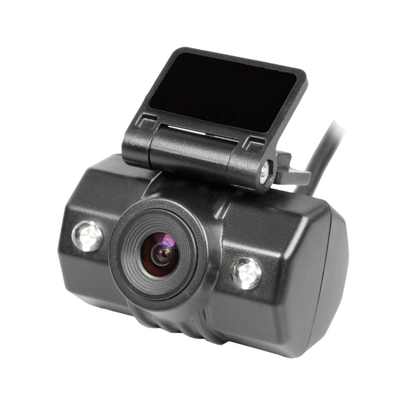 Kapture KPT-722 Full HD Dash Cam car DVR with HD Rear View Camera