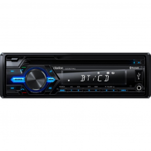Clarion CZ307AU Bluetooth CD/USB/MP3/WMA Receiver with Advanced Sound Settings