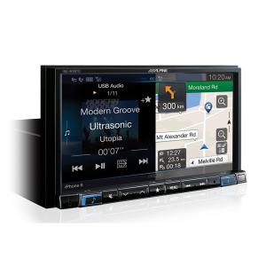 "Alpine INE-W997D 7"" DAB+/RDS/HDMI/FLAC/MP3/WMA/AAC/USB/BLUETOOTH/ADVANCED PRIMO 3.0 NAVIGATION"