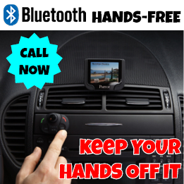 Bluetooth Hands Free supplied and Installed