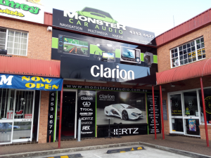 Monster Car Audio Tuggerah