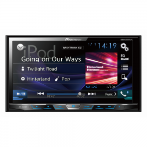 Pioneer AVH-X5850BT Touch-screen Multimedia player with Dual Bluetooth, Spotify & Smartphone connectivity