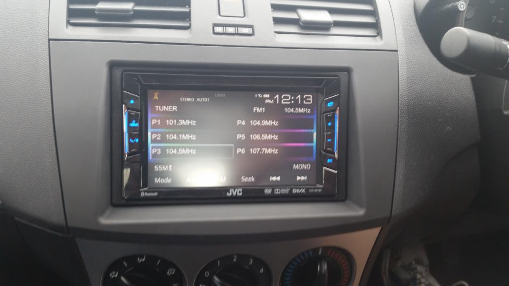 Mazda 3 2009-2013 BL