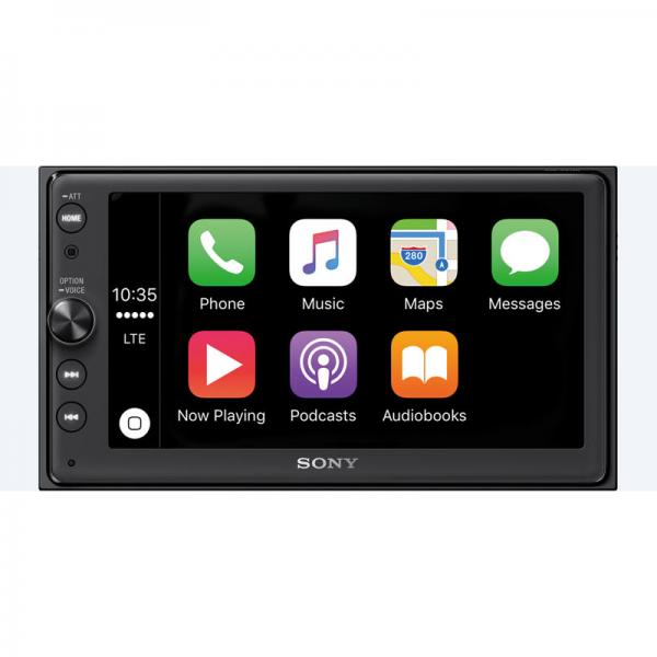 "Sony XAV-AX100 6.4"" Media receiver with Bluetooth Wireless Technology"
