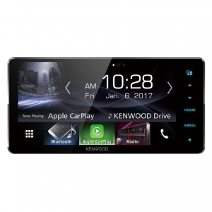 "Kenwood DDX917WS Built-in Wi-Fi, 7"" WVGA Capacitive Touch Screen AV Receiver"