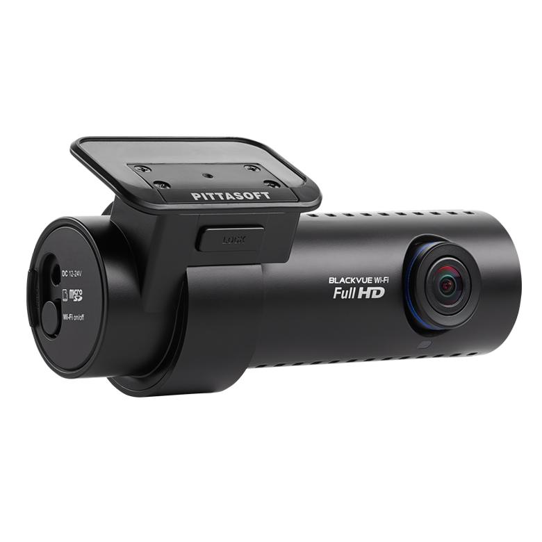 BlackVue DR650S-1CH Single Channel Cloud Dashcam
